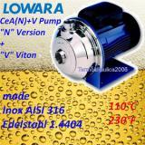 Lowara CO Centrifugal Pump CO350//05//A 0,55KW 0,75HP 3x230//400V 50HZ